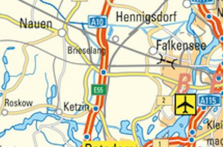 Blitzmarathon 2018 Brandenburg
